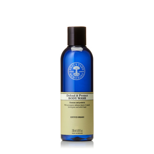 Natural Defence Body Wash 200ml, Neal's Yard Remedies