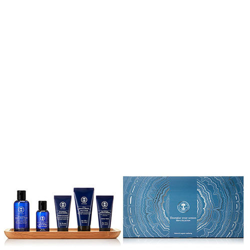 ENERGISE YOUR SENSES Men's Collection, Neal's Yard Remedies