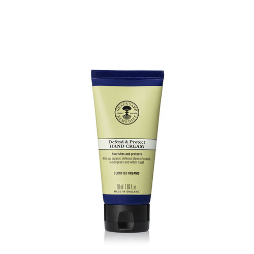 Defend And Protect  Hand Cream 50ml, Neal's Yard Remedies