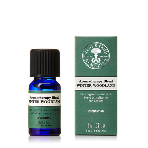 WINTER WOODLAND Aromatherapy Blend, Neal's Yard Remedies