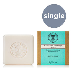 Geranium & Orange Soap 100g 2020