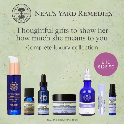 Complete Luxury Collection, Neal's Yard Remedies