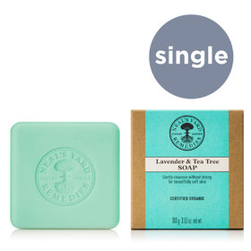 Lavender & Tea Tree Soap PF 100g COSMOS