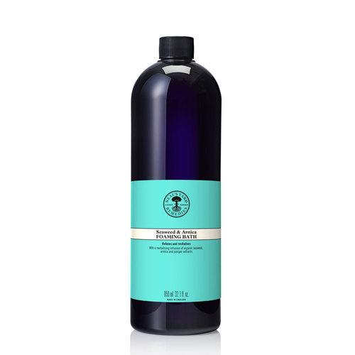 Seaweed & Arnica Foaming Bath 950ml, Neal's Yard Remedies