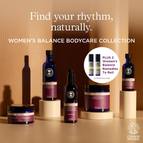 Women's Balance Launch Collection, Neal's Yard Remedies