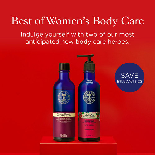 Best Of Women's Body Care, Neal's Yard Remedies