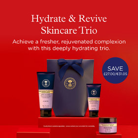 Hydrate And Revive Skincare Trio